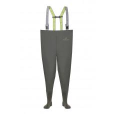 Fisharp Pros Spodniobuty SBF01 Green Zielone