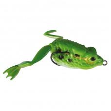 Behr Przynęta Gumowa Żaba Zielona 6cm