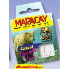 Behr Haczyki Z Przyponem Maracay Allround 80-140