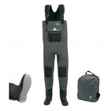 Behr spodniobuty neoprenowe 5mm z filcem