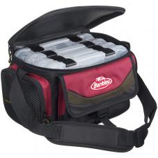 Berkley Torba Spinningowa Z 4 Pudełkami System Bag 1345043