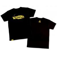 RHINO koszulka BLACK CAT - czarna