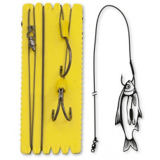 Black Cat przypon sumowy GHOST DOUBLE HOOK 6/0