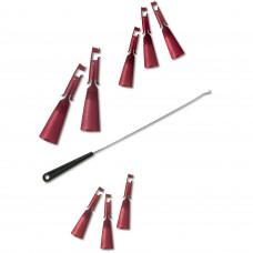 Browning KORKI DO ZBROJENIA TYCZKI KLUCZ 13,5mm 3szt.