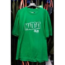DAM Koszulka T-Shirt MADCAT Green