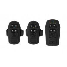 DAM MadCat Zestaw Sygnalizatorów Z Centralką Smart Alarm 2+1 Red Green