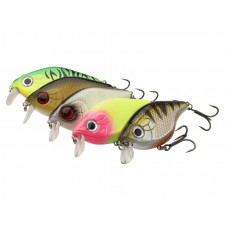 DAM MadCat Wobler TIGHT-S SHALLOW HARD LURES 65G