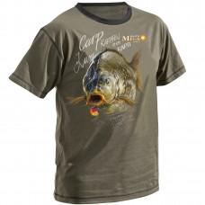 Dragon MegaBaits Koszulka T-shirt Karp Olive TS-72