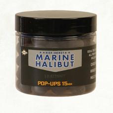 Dynamite Baits Kulki Proteinowe Pływające Pop-ups Marine Halibut 15mm