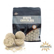 Dynamite Baits Kulki Proteinowe White Chocolate And Coconut Cream Boilies 1kg 20mm