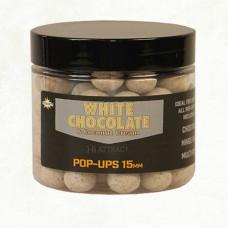 Dynamite Baits Kulki Proteinowe Pływające Pop-ups White Chocolate And Coconut Cream 15mm