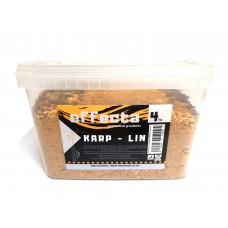 Effecta Zanęta Karp Lin Wiadro 4kg