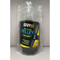 Feeder Bait Micro Pellet Prestige Fish Meal Dark Sweet 2mm 800g