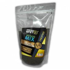 Feeder Bait Zanęta Prestige Method Mix Fish Meal Dark Natural 800g