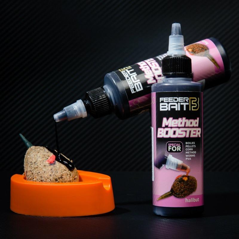 Feeder Bait Method Booster Halibut
