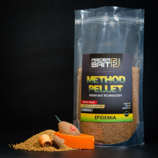 Feeder Bait Micro Pellets Epidemia 2mm 800g