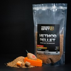 Feeder Bait Micro Pellets Royal Rak 2mm 800g