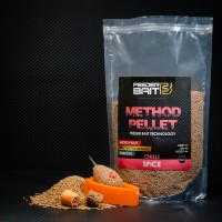Feeder Bait Micro Pellets Spice Chilli 2mm 800g