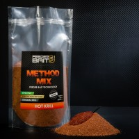 Feeder Bait Zanęta Method Mix Hot Krill 800g