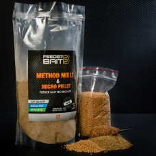 Feeder Bait Zanęta Method Mix LT Micro Pellet 1kg