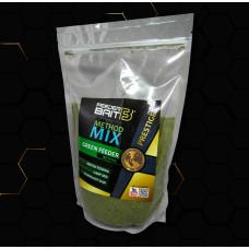 Feeder Bait Zanęta Prestige Method Mix Green Betaine 800g