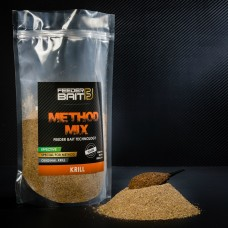 Feeder Bait zanęta Method Mix Krill 800g