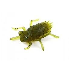FishUp Przynęta Guma Dragonfly Larwa Ważki 2,0cm Green Pumpkin Seed
