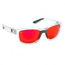 Fox Rage Okulary Przeciwsłoneczne Mirror Red Green NSN002