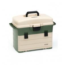 JAXON SKRZYNKA WĘDKARSKA + 3 pudełka RH-305