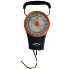 Jaxon Waga Wędkarska Mechaniczna Z Miarką Do 35kg