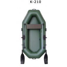 Kolibri Ponton 1-miejscowy wiosłowy Super Light K-210