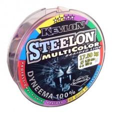 Konger Plecionka Steelon Multicolor 150m