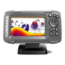 Lowrance Echosonda Hook 2 4X GPS BULLET Skimmer CE ROW 000-14015-001