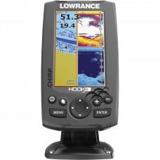Lowrance Echosonda Hook 4 Downscan 000-12647-001