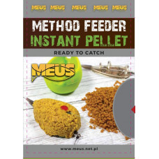Meus Gotowy Pellet Instant Method 700g Pikantna Kiełbasa