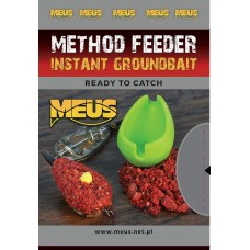Meus Zanęta Method Feeder Instant Groundbaits 700g Halibut