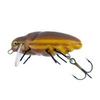 Microbait Wobler Great Beetle Smużak 3,2cm Pływający