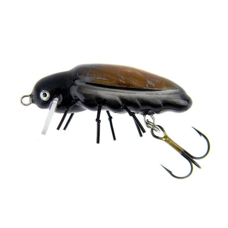 Microbait Wobler Chrabąszcz Majowy May Bug Smużak 2,8cm Pływający