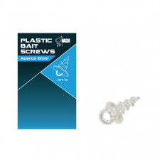 Nash Wkrętka Plastic Bait Screws