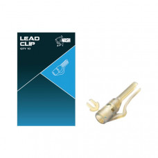 Nash klipsy silikonowe Lead Clip