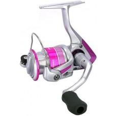 Okuma Kołowrotek Pink Pearl 30FD