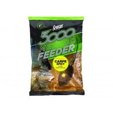 Sensas Zanęta 3000 Method Carpe Spicy 1kg