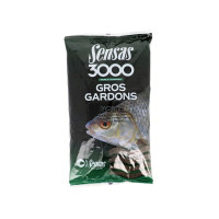 Sensas Zanęta Gros Gardons Noire 3000 1kg