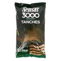 SENSAS ZANĘTA TANCHES 3000 1KG LIN