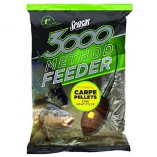 Sensas Zanęta 3000 Method Feeder Carpe Pellets 1kg