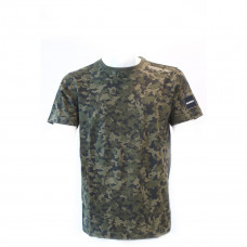 Shimano Koszulka Tshirt Tribal XTR Camo XL