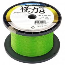 Shimano Plecionka Kairiki 8X Mantis Green Jasno Zielona Na Metry