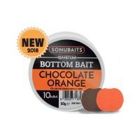 SonuBaits Pellet Haczykowy Bottom Bait 10mm Chocolate Orange