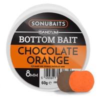 SonuBaits Pellet Haczykowy Bottom Bait 8mm Chocolate Orange
