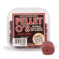 SonuBaits Pellet O'S Na Włos 8mm Crab